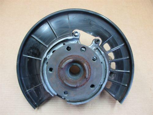 12 Cayenne AWD Porsche 958 R RIGHT REAR HUB STEERING KNUCKLE 7P0609404E 8,275