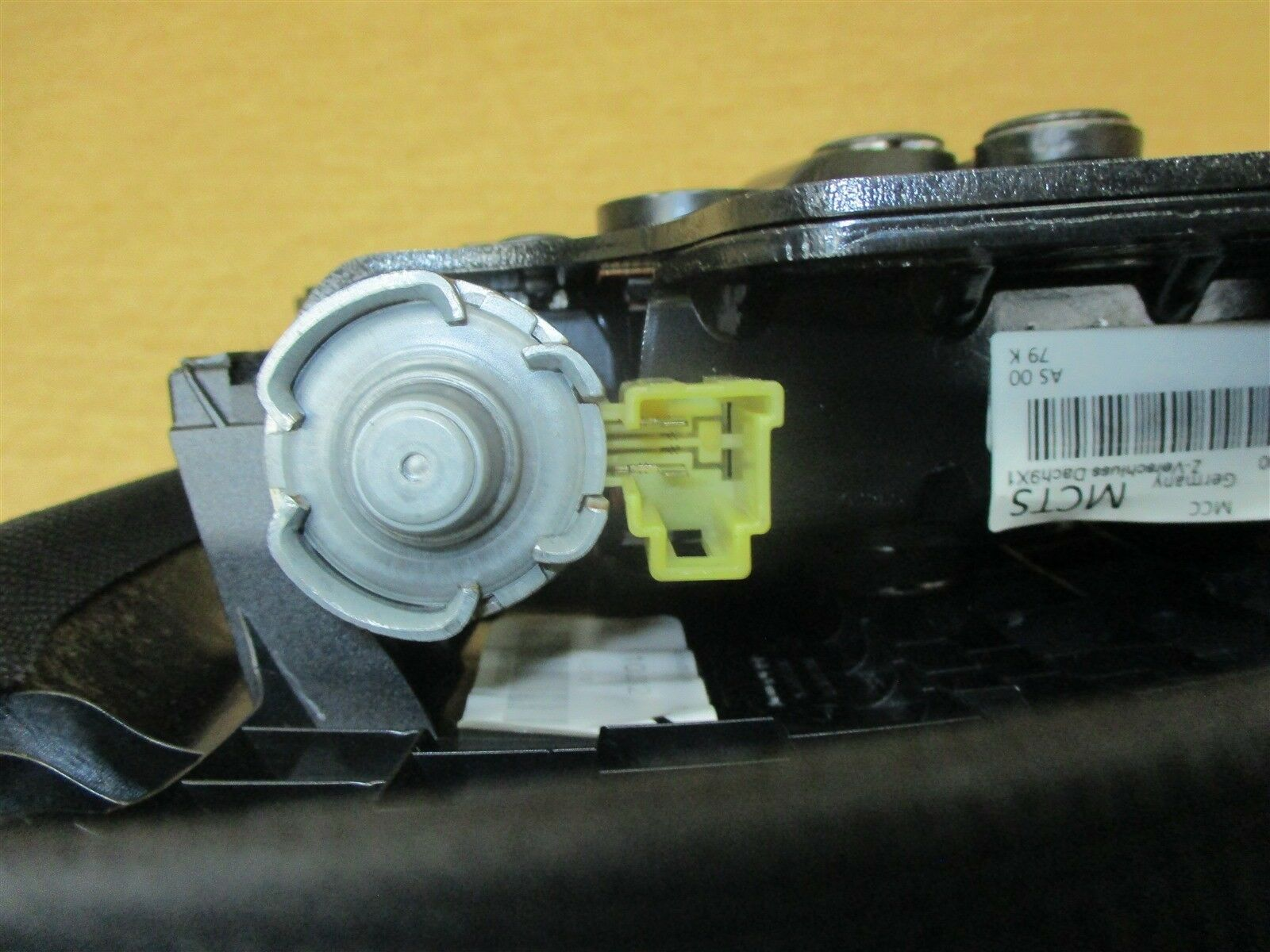 13 Boxster RWD Porsche 981 TOP LATCH MOTOR RELEASE 108118503 36,797