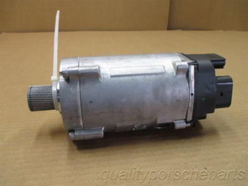 13 Boxster S RWD Porsche 981 Power Steering rack PUMP 23,460