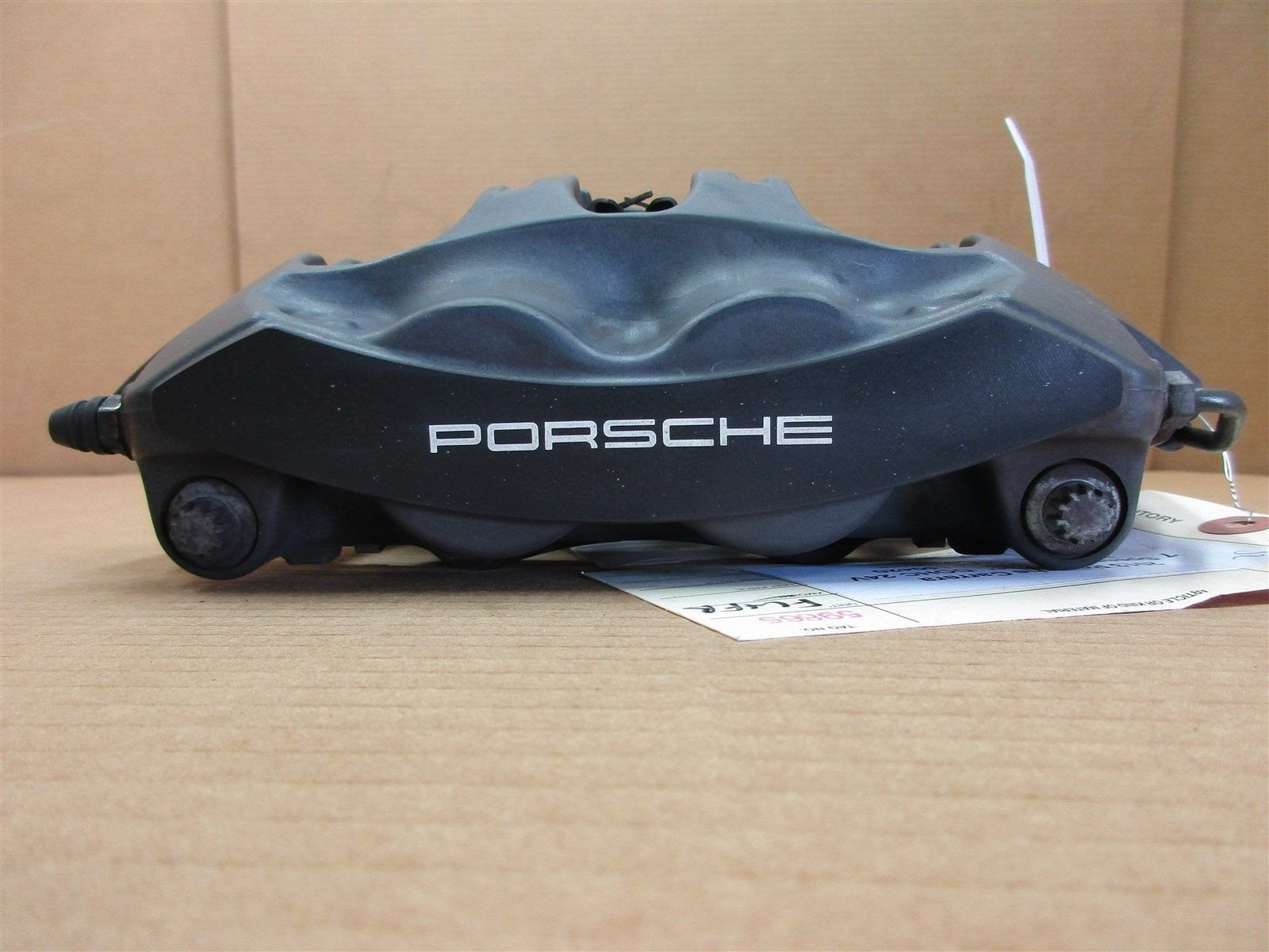 13 Carrera 911 Porsche 991 L R FRONT BRAKE CALIPERS 997351421 997351422 33,116