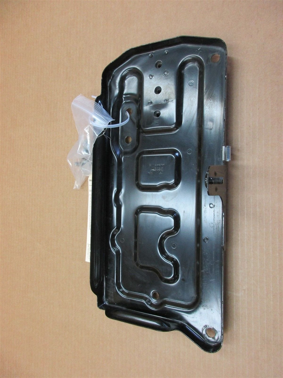 14 Cayman RWD Porsche 981 Black Metal BATTERY TRAY 99150415110 6,915