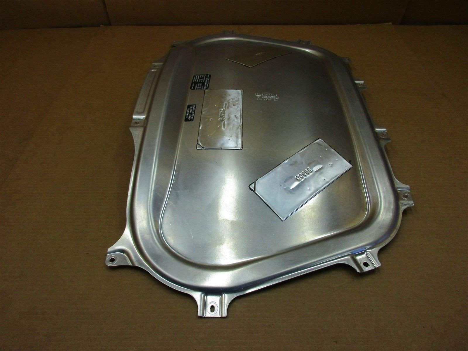 14 Cayman RWD Porsche 981 ENGINE TOP ACCESS PANEL HEAT SHIELD 98151321101 6,915