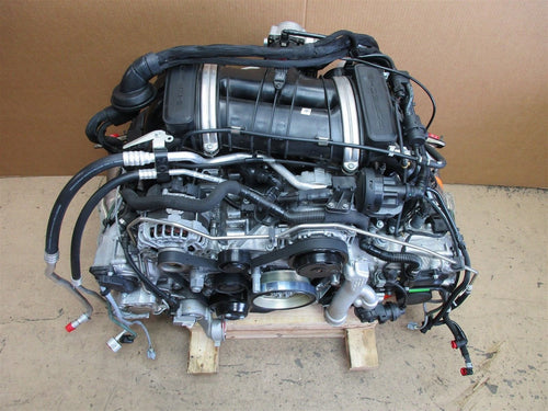 16 Boxster RWD Porsche 981 COMPLETE ENGINE 2.7 Motor 9A1/10 9A1.10 8,781