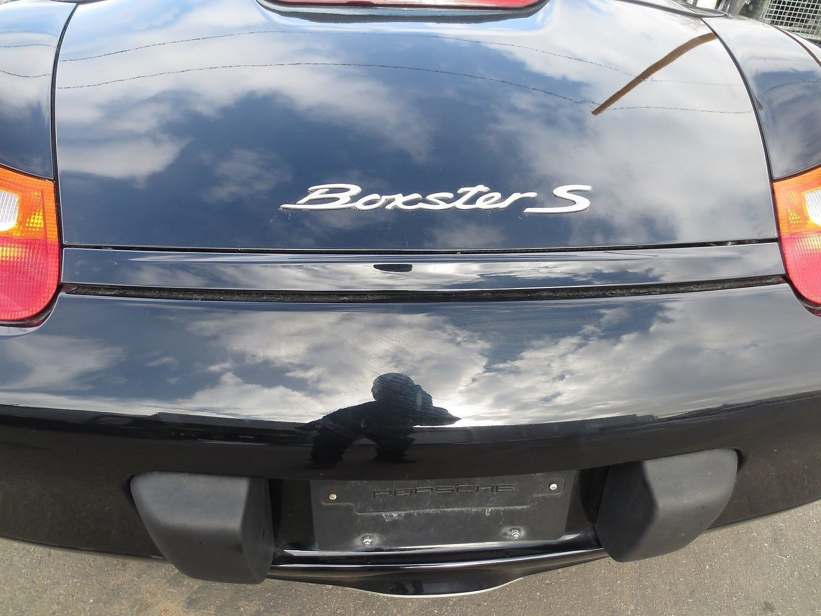 2000 BOXSTER S 986 Porsche Parting Out car parts 64,895