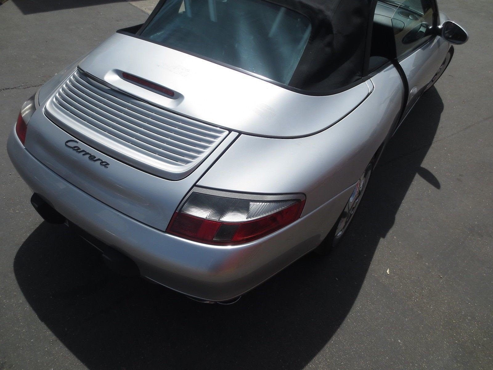 2000 Porsche 911 Carrera 996 Convertible Parting Out car parts 61,472