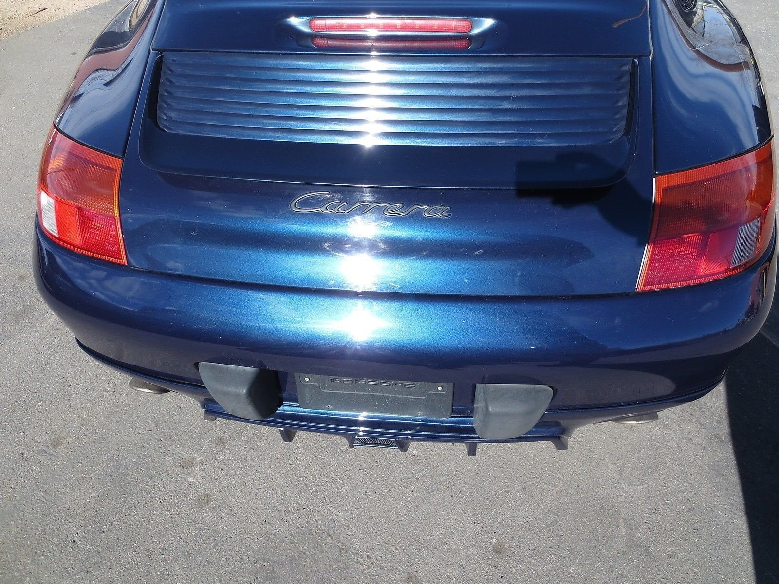 2000 Porsche 911 Carrera Coupe 996 Parting Out car parts 104,121