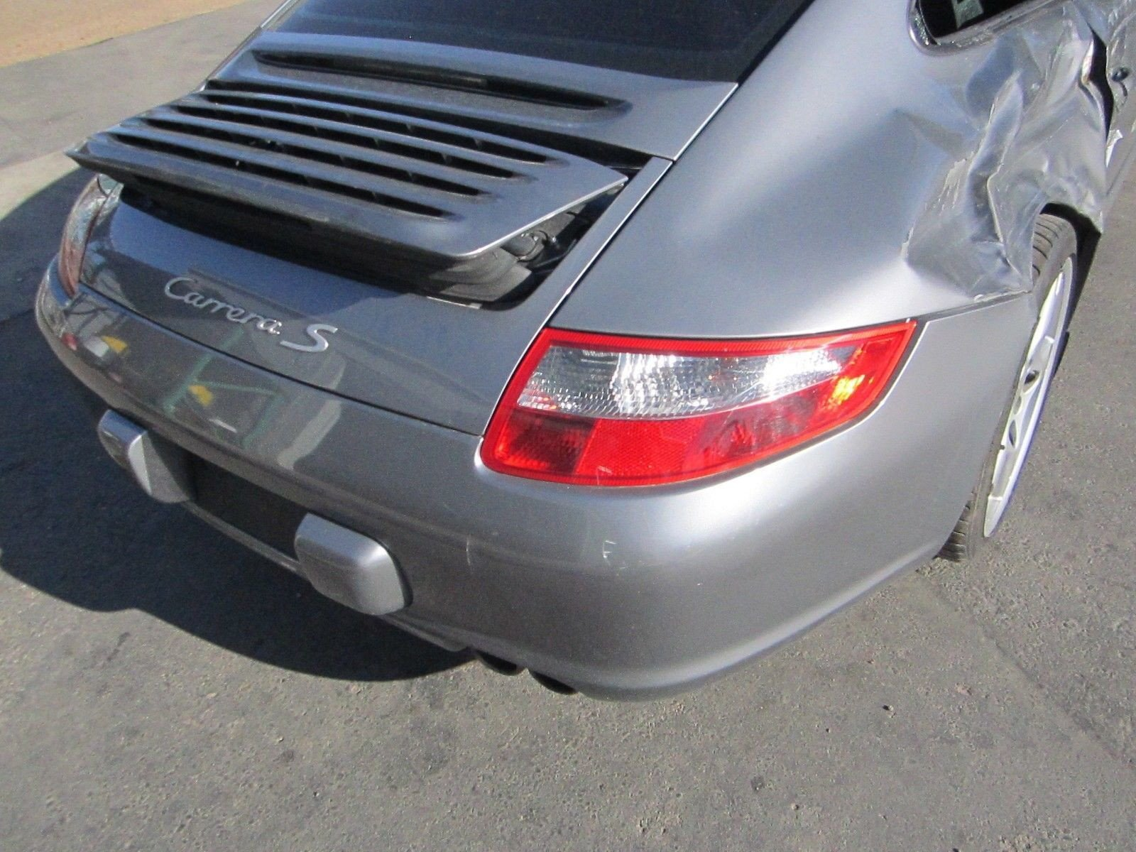 2005 Carrera S RWD Porsche 911 05 Coupe 997 Parting Out car parts 3.8 6s 50,714