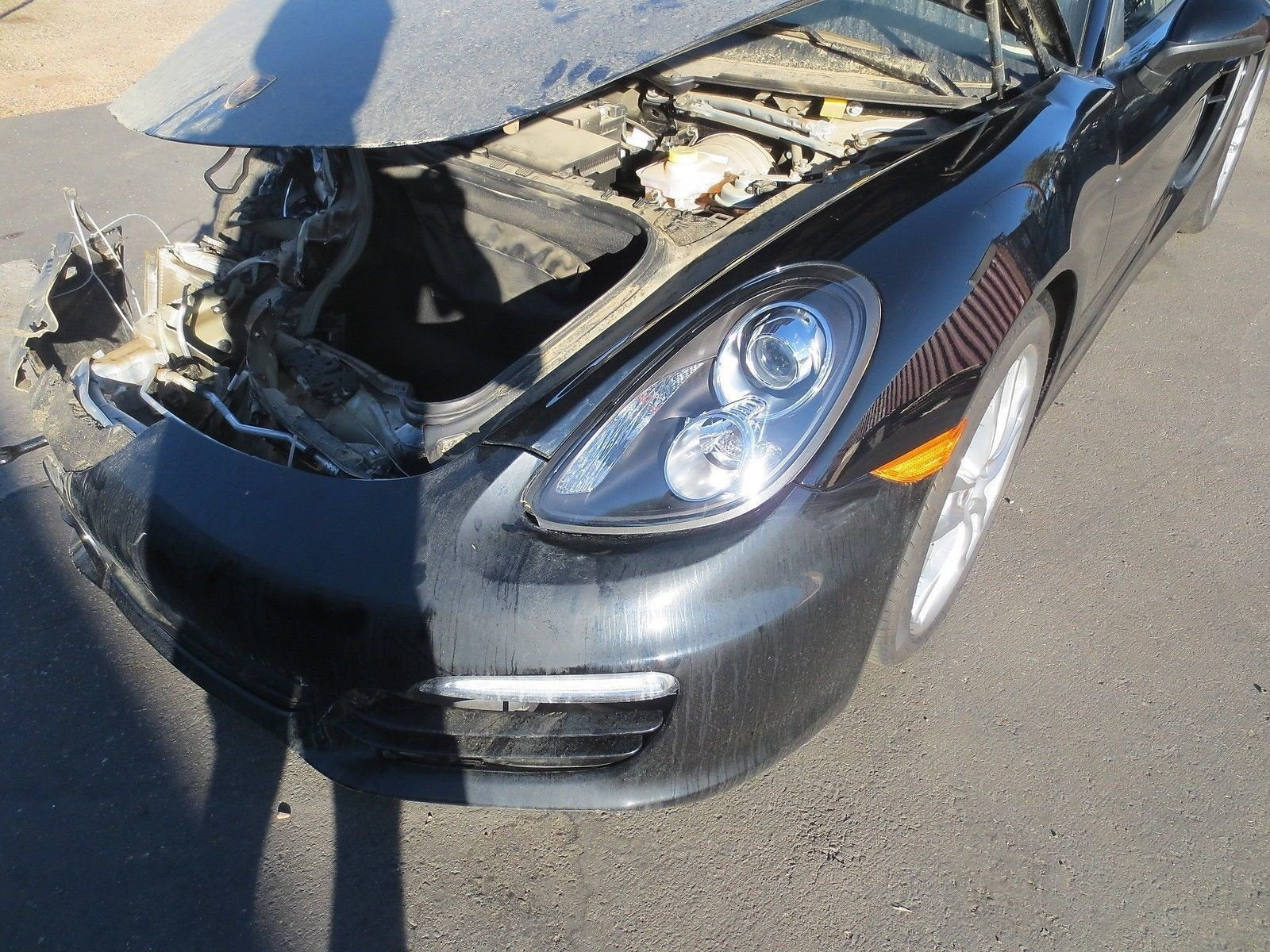 2013 Porsche 981 BOXSTER Parting Out car parts part 1,177