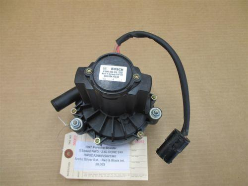 97 Boxster RWD Porsche 986 Engine FAN Blower Motor PUMP 98662410300 28,303