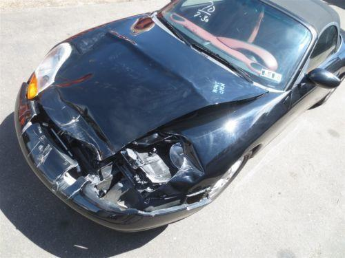 97 Boxster RWD Porsche 986 Parting Out car parts 42,452