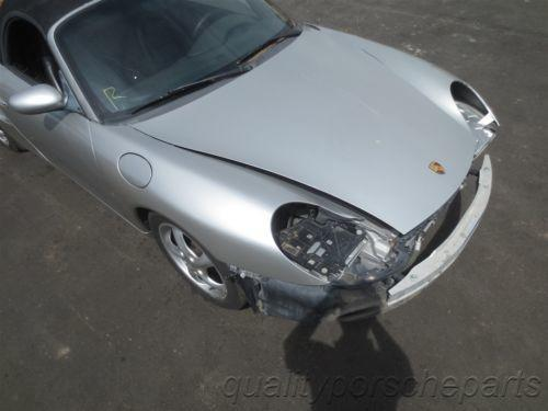98 Boxster RWD Porsche 986 Parting Out car parts 134,516