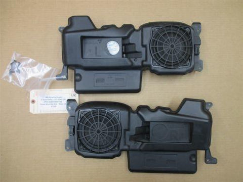 98 Boxster RWD Porsche 986 R L Interior Front Door SPEAKERS + BOXES 46,742