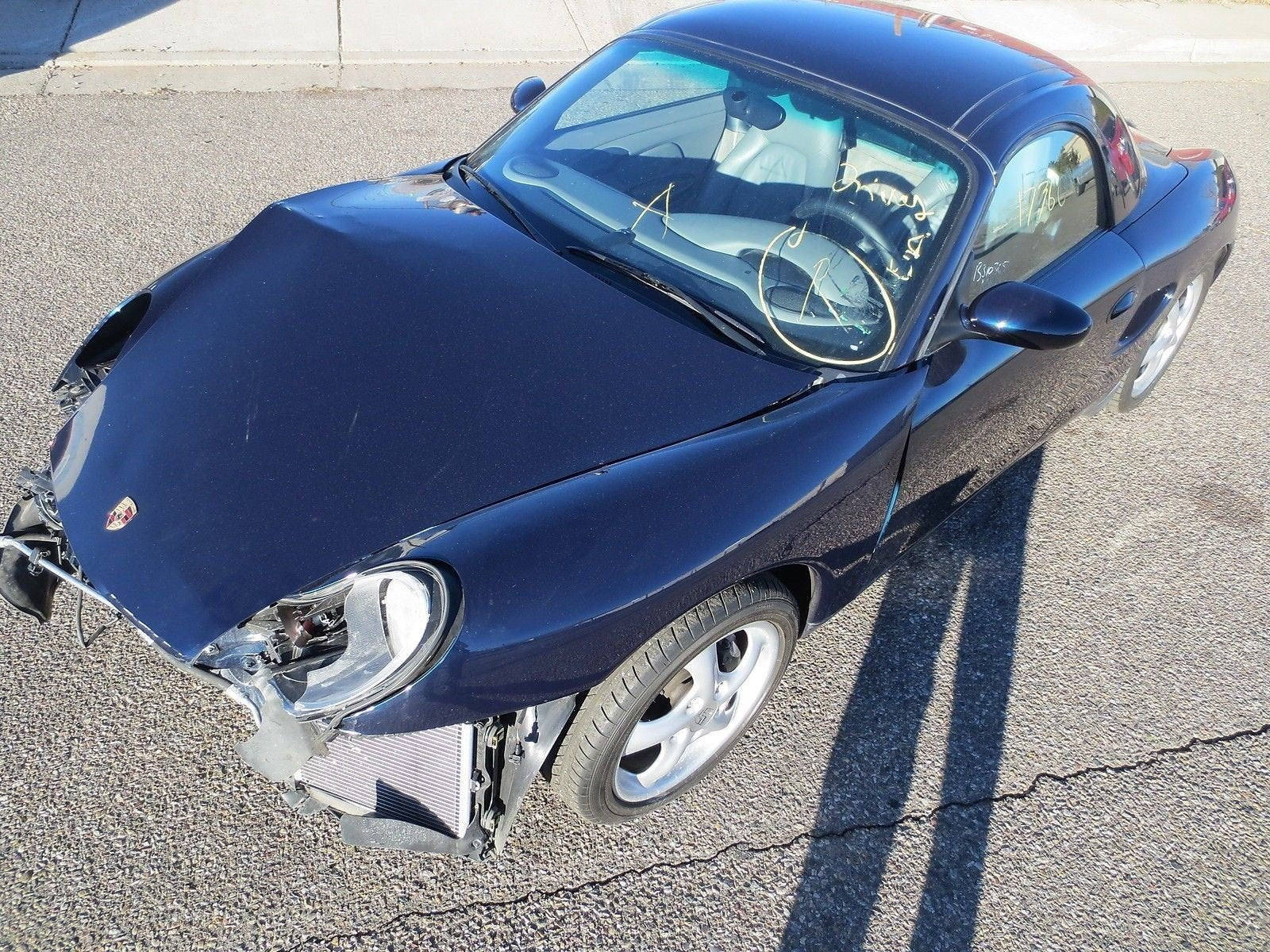 98 Porsche 986 911 BOXSTER Parting Out car parts part 17,360