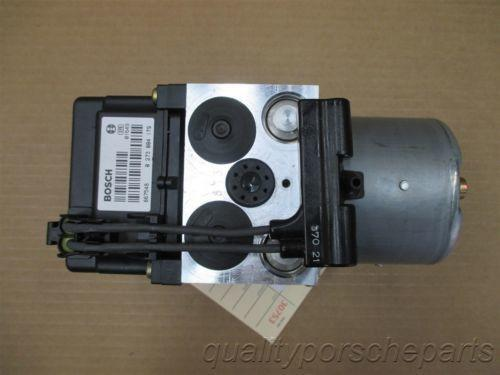 99 Boxster RWD Porsche 986 ABS BRAKE PUMP 99635575528 34,401