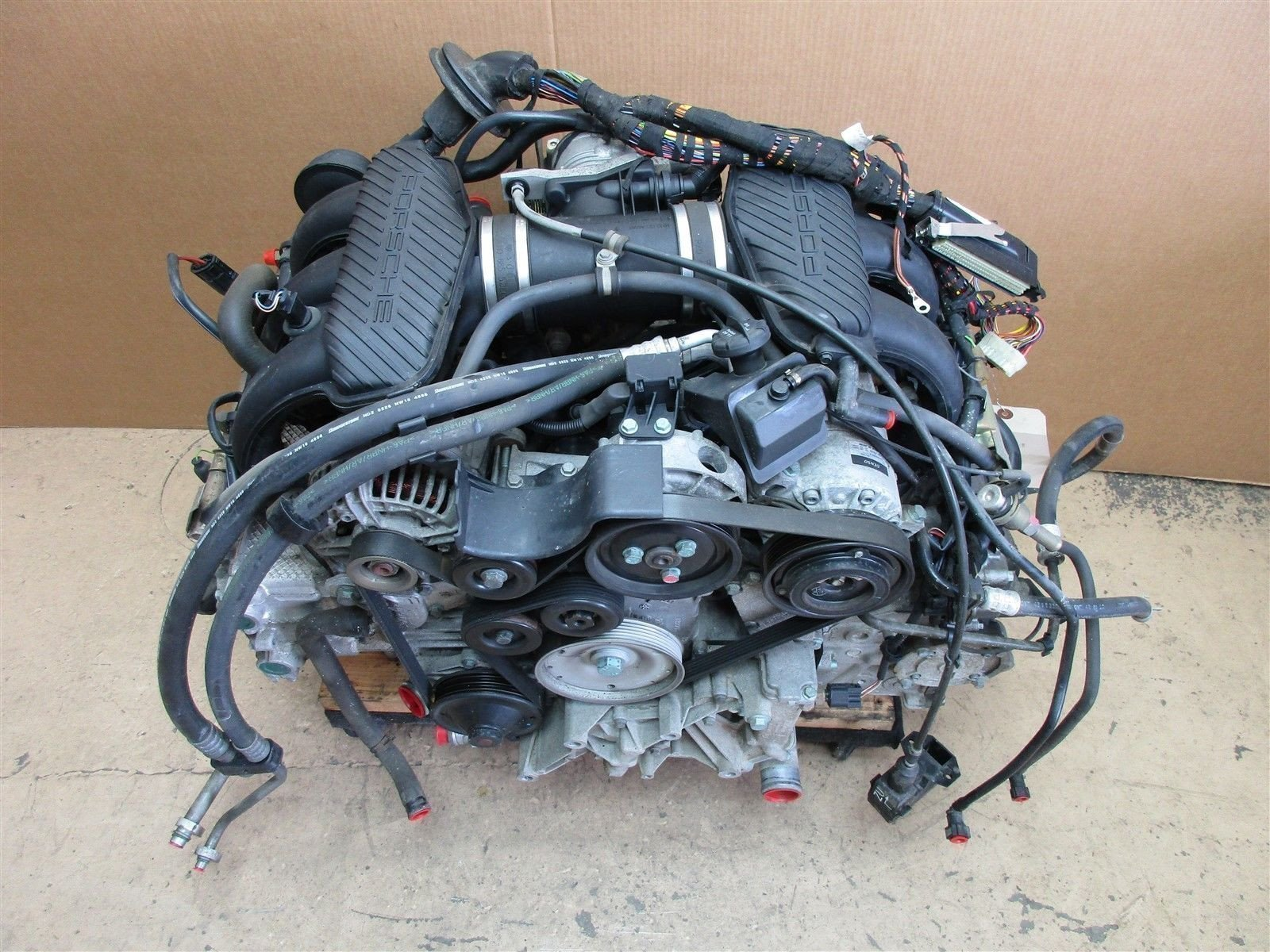 99 Boxster RWD Porsche 986 COMPLETE ENGINE 2.5 Motor M96/20 M96.20 N/A 128,729