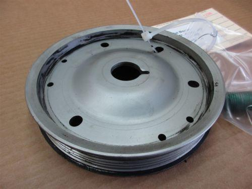 99 Boxster RWD Porsche 986 Engine 2.5 CRANK PULLEY 99610211562 157,494