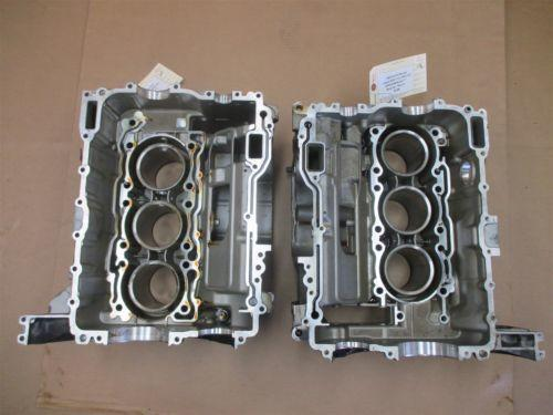 99 Boxster RWD Porsche 986 Engine 2.5 R L BLOCKS HALVES 60,886