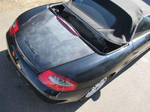 99 Boxster RWD Porsche 986 Parting Out car parts 108,941