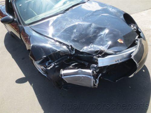 99 Boxster RWD Porsche 986 Parting Out car parts 24,602