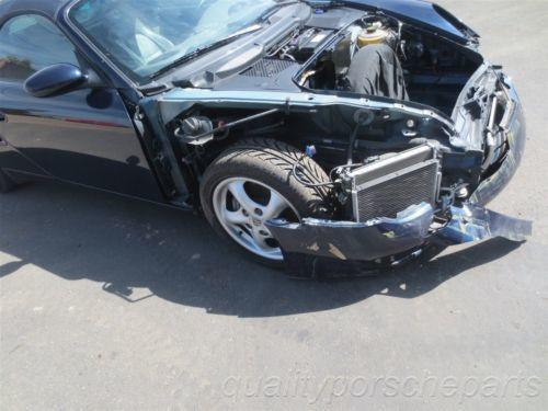 99 Boxster RWD Porsche 986 Parting Out car parts 54,322