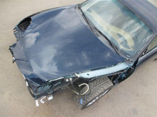 99 Boxster RWD Porsche 986 Parting Out car parts 75,629