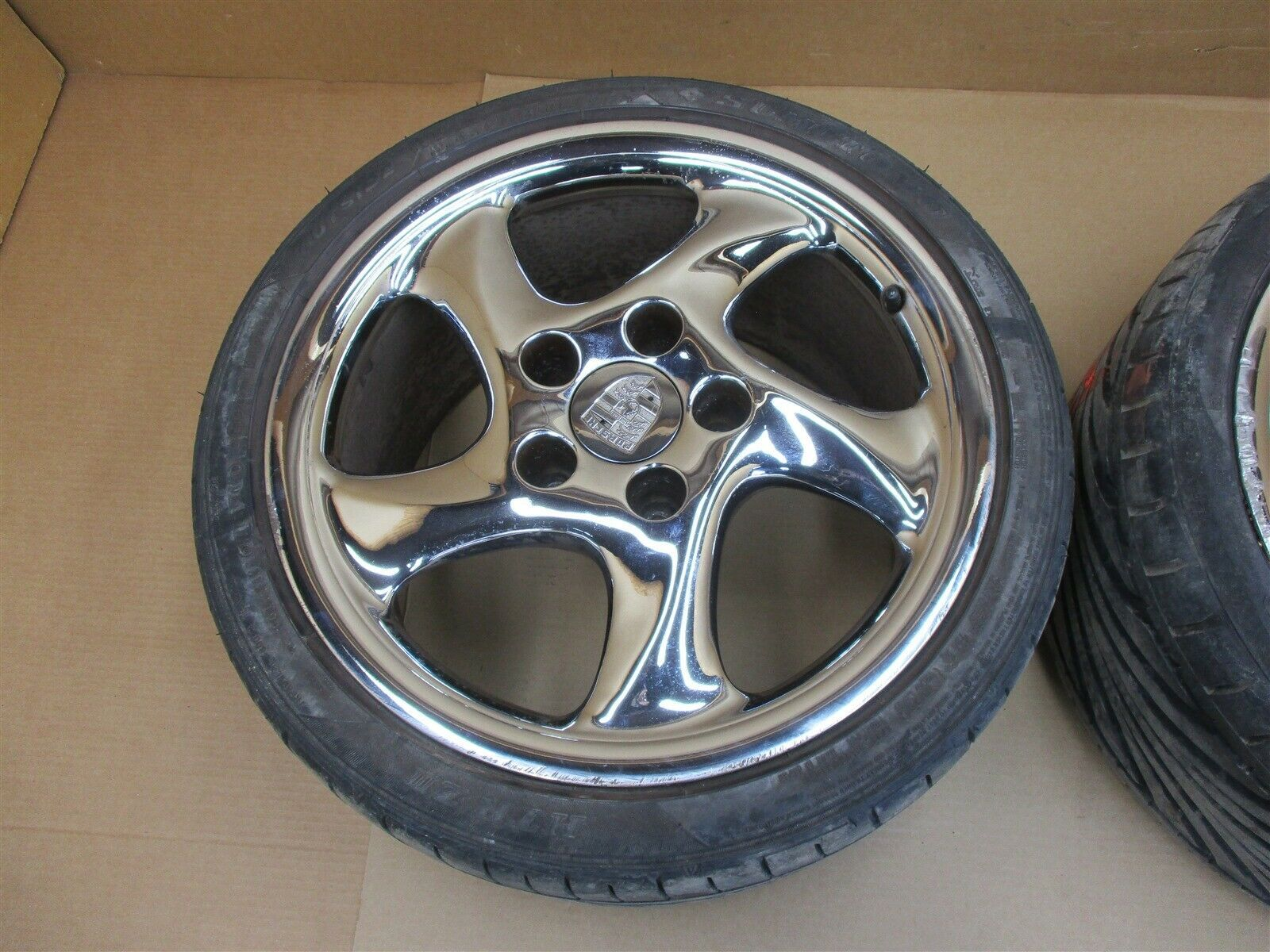 99 Carrera 911 Porsche 996 Cabrio REAR RIMS WHEEL 10Jx18ET53 99335214004 101,290