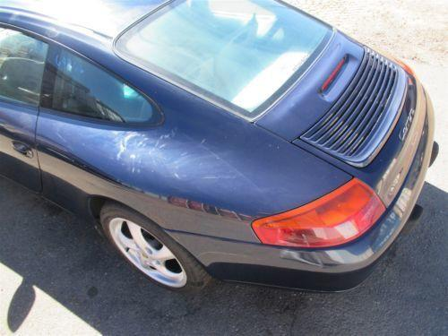 99 Carrera 911 RWD Porsche 996 Coupe Parting Out car parts 69,266