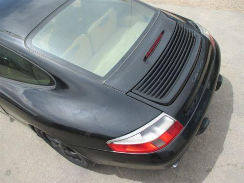 99 Carrera 911 RWD Porsche 996 Coupe Parting Out car parts 84,219