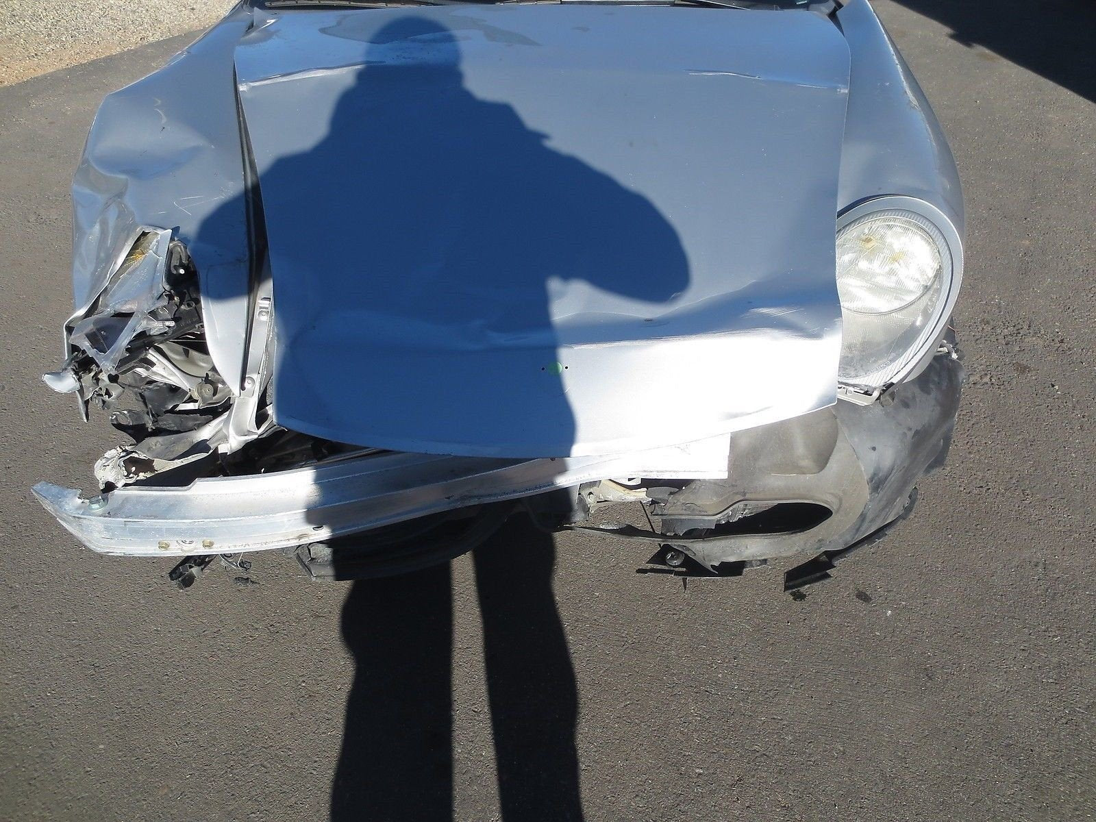 99 Porsche 911 Carrera Convertible 996 Parting Out car parts 154,807