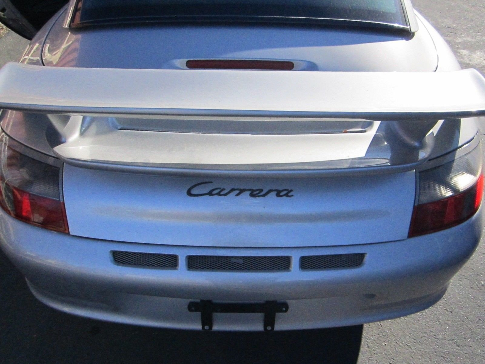 99 RWD Porsche 911 Carrera Convertible 996 Parting Out car parts part 71,735