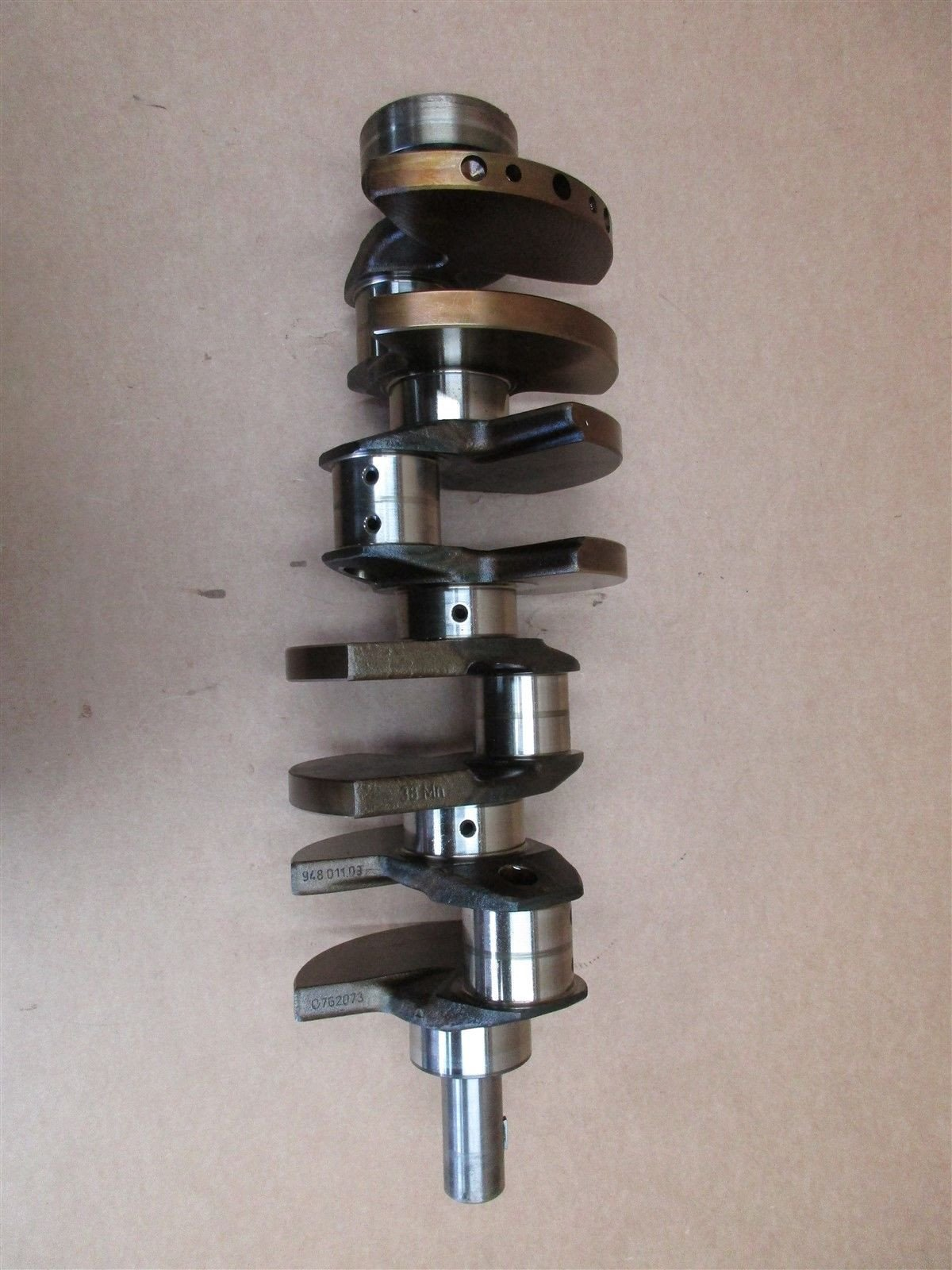 Cayenne S Porsche Engine CRANKSHAFT 94801103 9481012R CRANK SHAFT