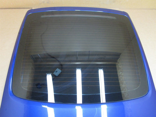 14 Cayman S RWD Porsche 981 REAR EXTERIOR HATCH TRIM + WINDOW 981512421 32,109