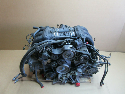 01 Boxster RWD Porsche 986 COMPLETE ENGINE 2.7 Motor M9622 M96.22 102,854