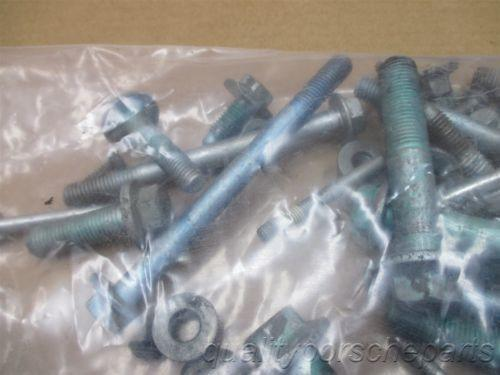 01 Boxster S RWD Porsche 986 5 Pounds Random Hardware NUTS BOLTS SCREWS 41,140