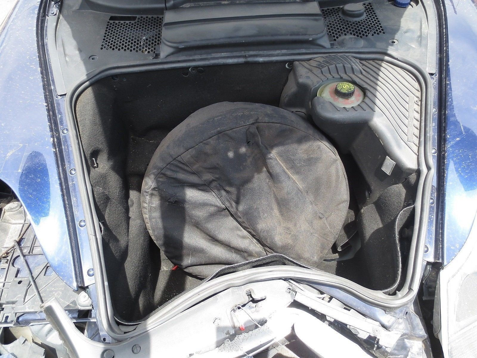 02 Porsche 911 BOXSTER S 986 Parting Out car parts 101k