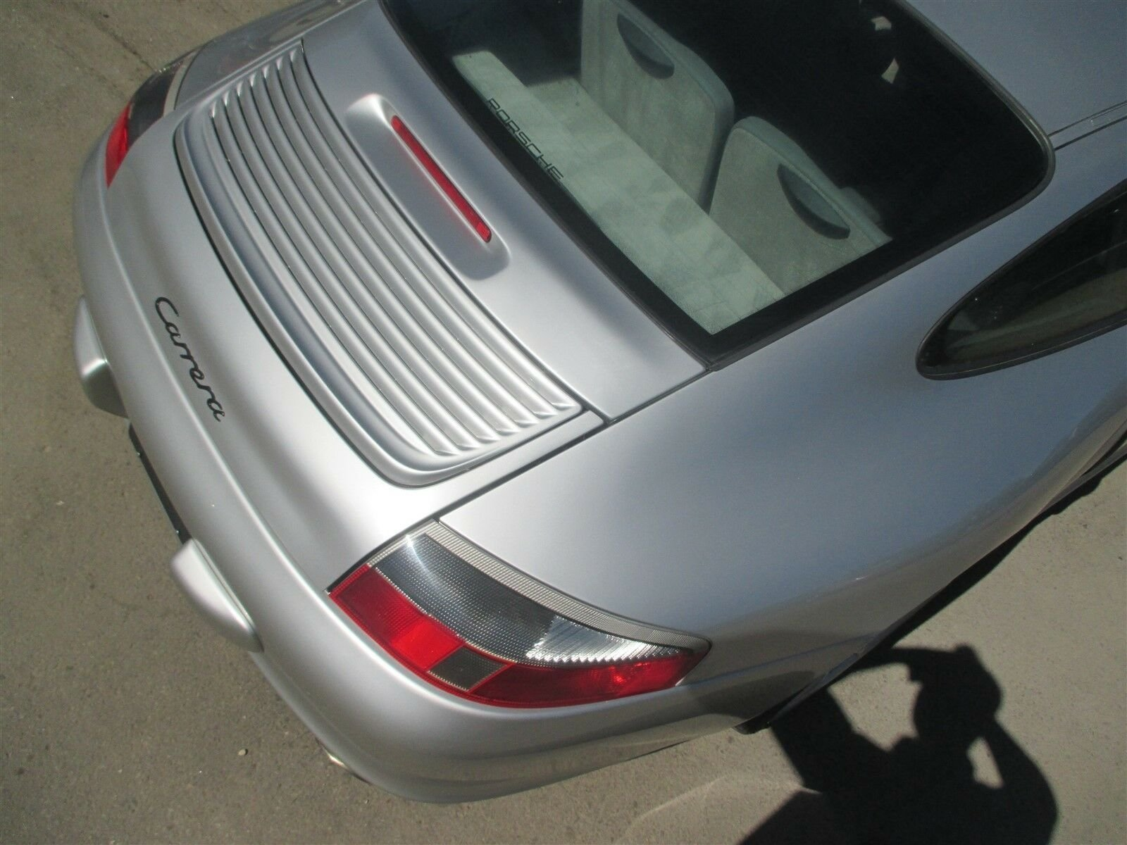 03 Carrera 911 RWD Porsche 996 Coupe Parting Our car parts 36,382