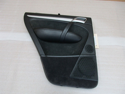 08 Cayenne GTS AWD Porsche 957 L REAR ALCANTARA DOOR PANEL 7L5861317B 95,925