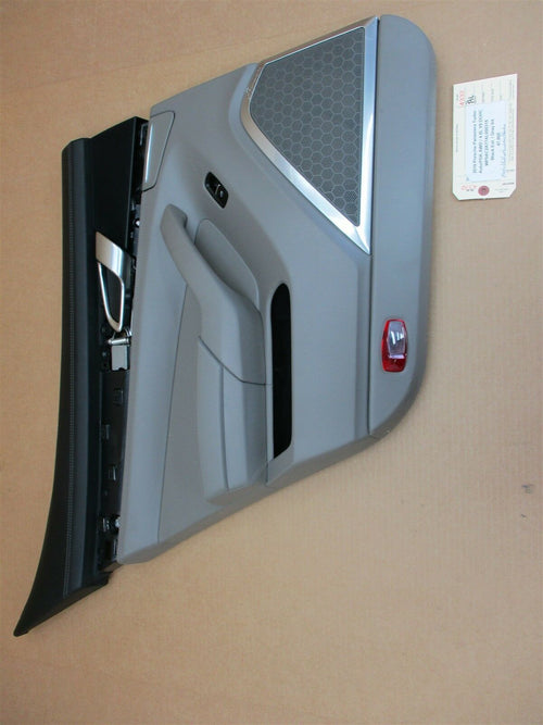 10 Panamera Turbo 970 Porsche L REAR INTERIOR DOOR PANEL TRIM 97055546200 47,805