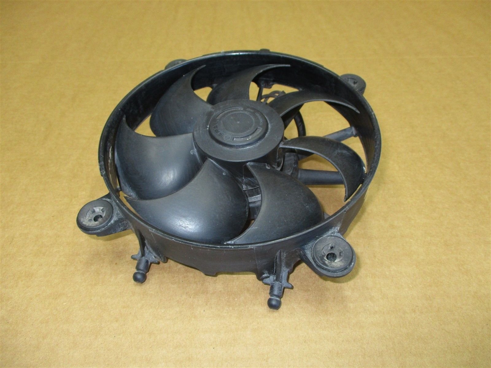 14 Cayman S RWD Porsche 981 R SPAL Engine FAN 99162405005 RIGHT 11,489