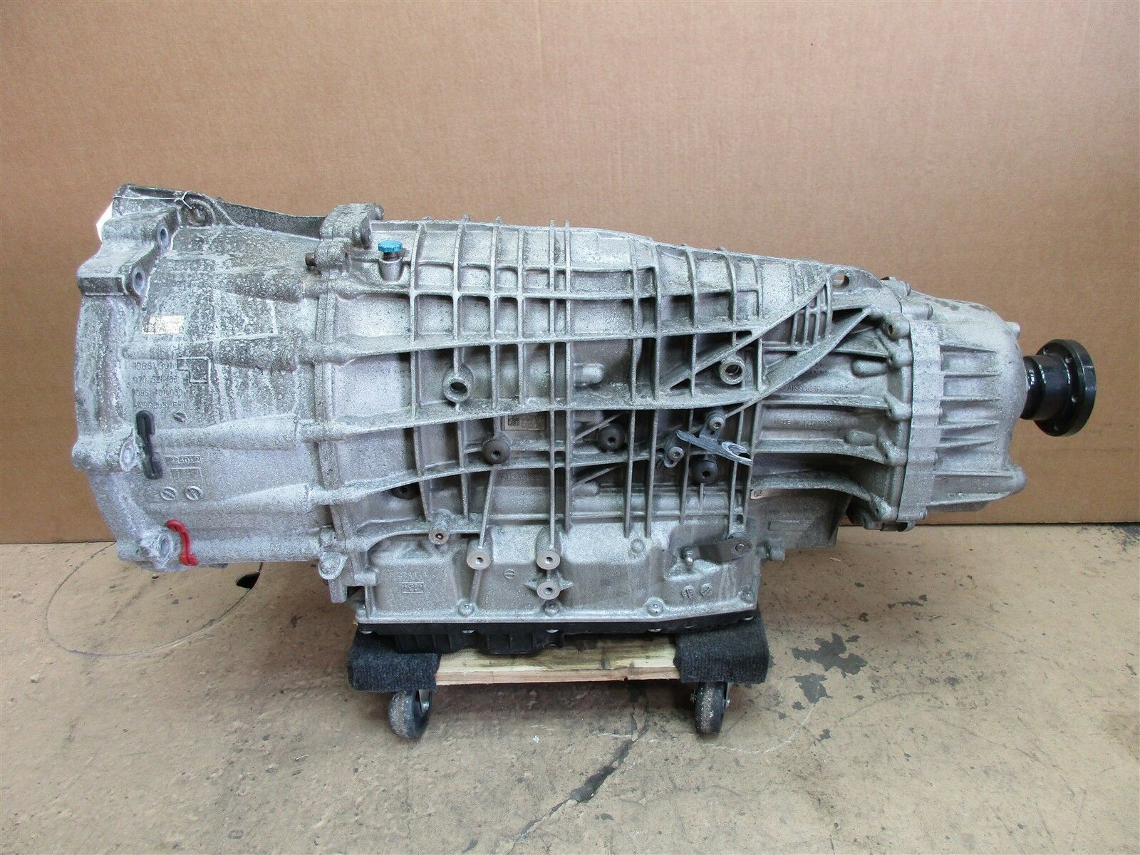 14 Panamera 4S Turbo 970 Porsche AUTOMATIC TRANSMISSION C70.310 970.300 16 N/A