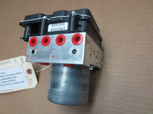2009 Carrera 4S AWD Porsche 911 Cabrio 997 ABS BRAKE PUMP 997.355.755.38 17,603