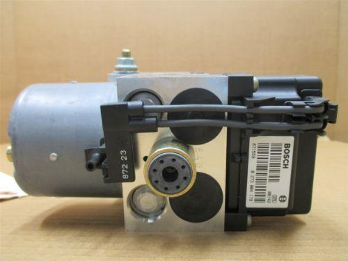 99 Boxster RWD Porsche 986 ABS BRAKE PUMP 99635575503 59,013