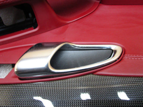 17 Carrera 911 Turbo S AWD Porsche 991 L INTERIOR DOOR PANEL 991555203 30,210