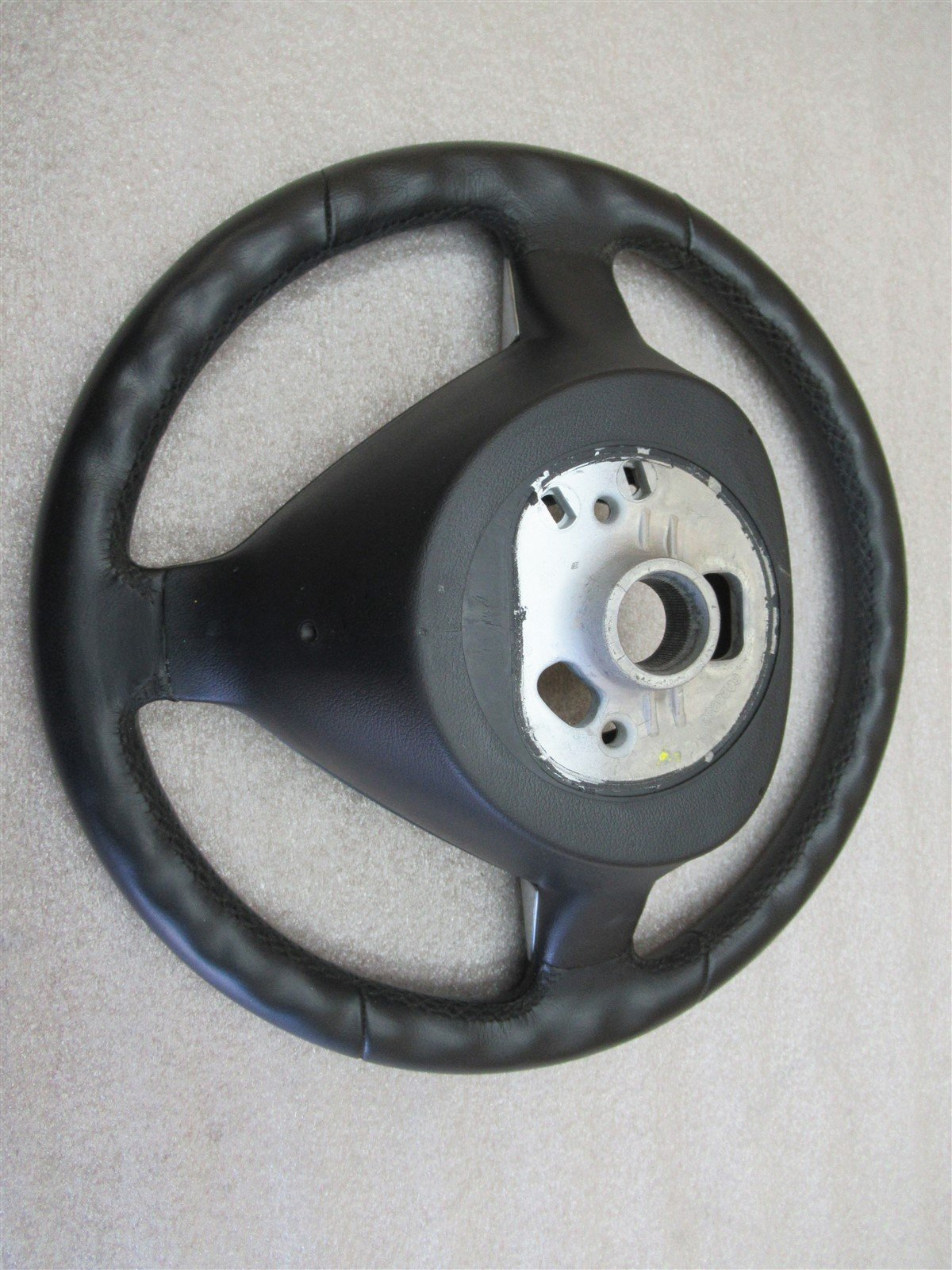 06 Cayman S RWD Porsche 987 Leather 3 SPOKE STEERING WHEEL 99734783700 81,670