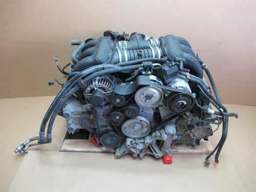 02 Boxster S RWD Porsche 986 COMPLETE ENGINE 3.2 Motor M96/21 M96.21 63,923