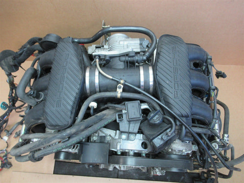 97 Boxster RWD Porsche 986 COMPLETE ENGINE 2.5 Motor M96/20 M96.20 65,878