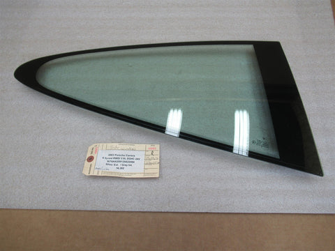 02 Carrera 911 RWD Porsche 996 R INTERIOR DOOR PANEL 996555422Z0 96,629