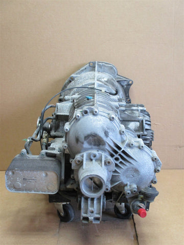 04 Cayenne Turbo AWD Porsche 955 AUTOMATIC TRANSMISSION GEAR BOX 09D30 139,551