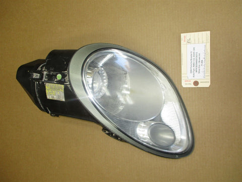 04 Cayenne AWD Porsche 955 R HALOGEN HEADLIGHT HEAD LIGHT 7L5941006AB 36,374