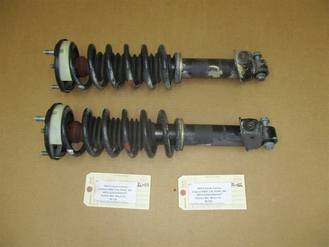 16 Panamera Edition RWD 971 Porsche L R REAR SHOCKS STRUTS 97033304533 15,527
